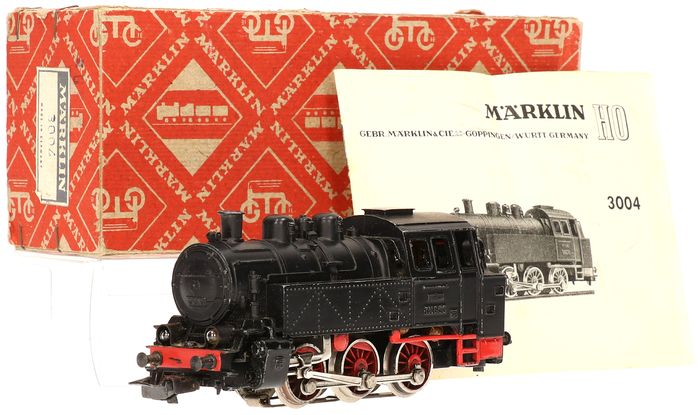 Märklin H0 - TM800/3004 - Tender locomotive - BR 80 - DB