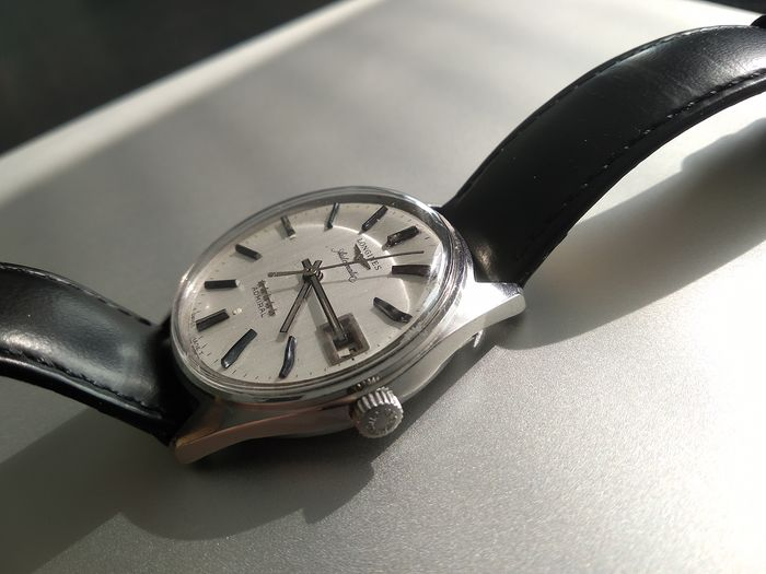 Longines - Admiral 5 Star - 8181-2 - Hombre - 1960-1969