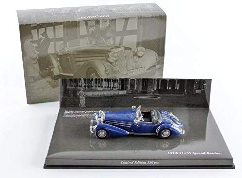MiniChamps - 1:43 - Horch 855 Spezial-Roadster 1938 - Limited Edition of 336 pcs.