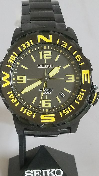Seiko -   Superior Land Monster  - SRP449k1 - Herren - 2019