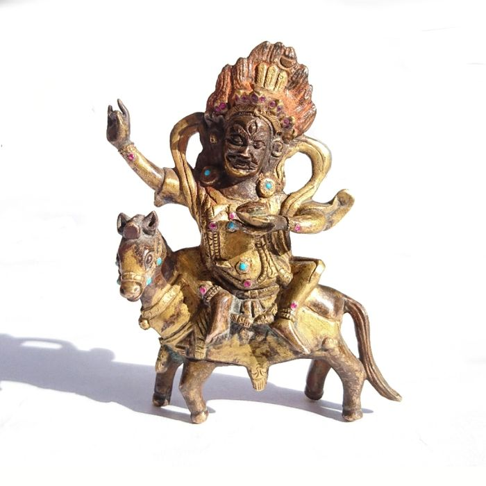 Jewelled Mahakala/Dai Hei Shen 