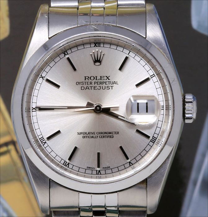 Rolex - Oyster Perpetual Datejust - 16200 - Homme - 2000-2010