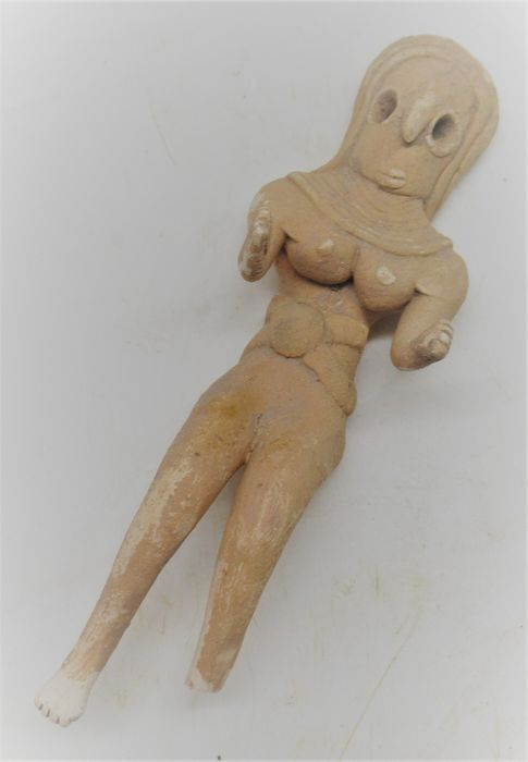 Indus Valley Terracotta Harappan fertility idol