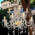 Design Lamp Auction (Chandeliers)