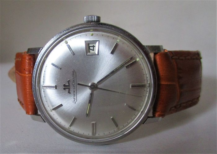 "Jaeger-LeCoultre - ""NO RESERVE PRICE"" - Men - 1970-1979"