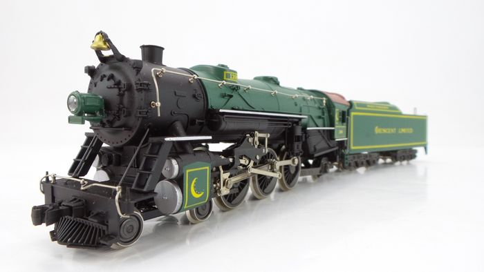 """Rivarossi H0 - 1285 - Steam locomotive with tender - 4-6-2 """"Heavy Pacific"""" - Southern Crescent Limited"""