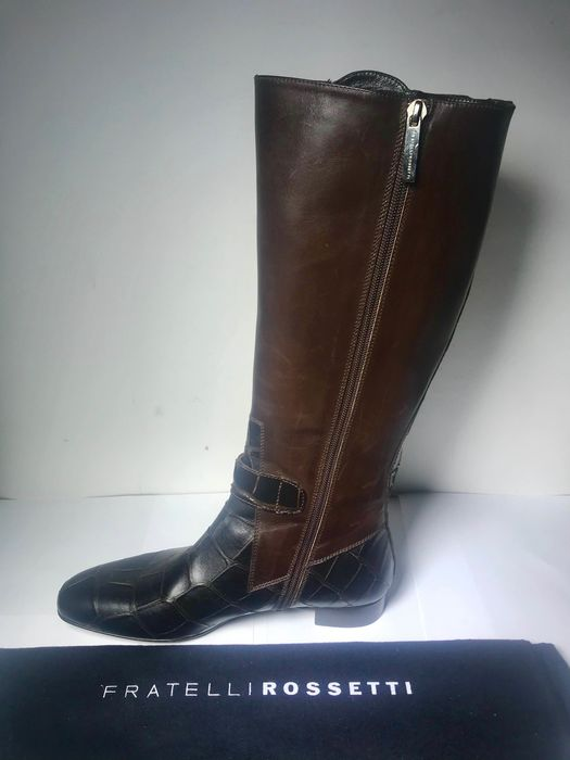 Fratelli Rossetti Knee high boots - Size: IT 37.5