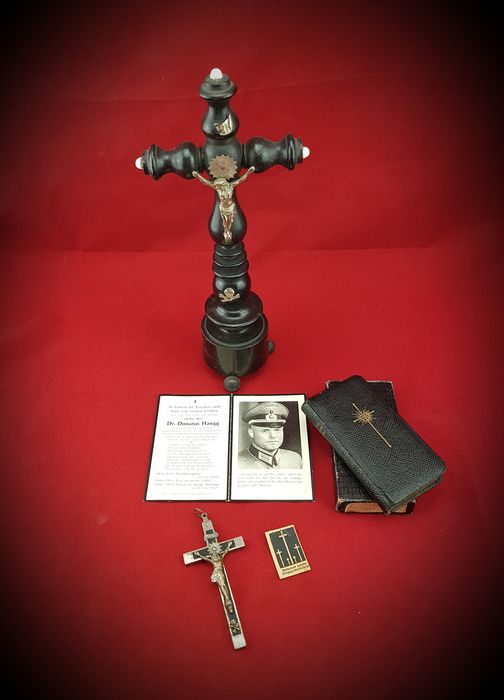 Germany - Army/Infantry - Wehrmacht Pfarrer (Wehrmacht Chaplain) Set