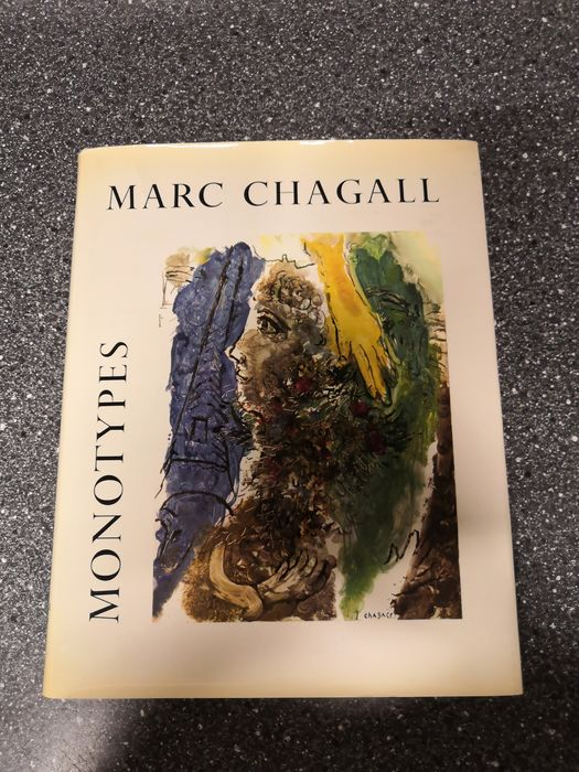 Marc Chagall - Monotypes 1961-1965 - 1966