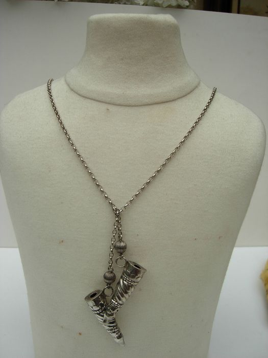 Silver - Necklace