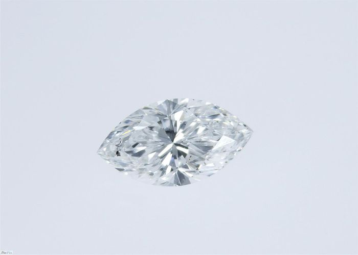 1 pcs Diamond - 1.00 ct - Marquise - E - SI2