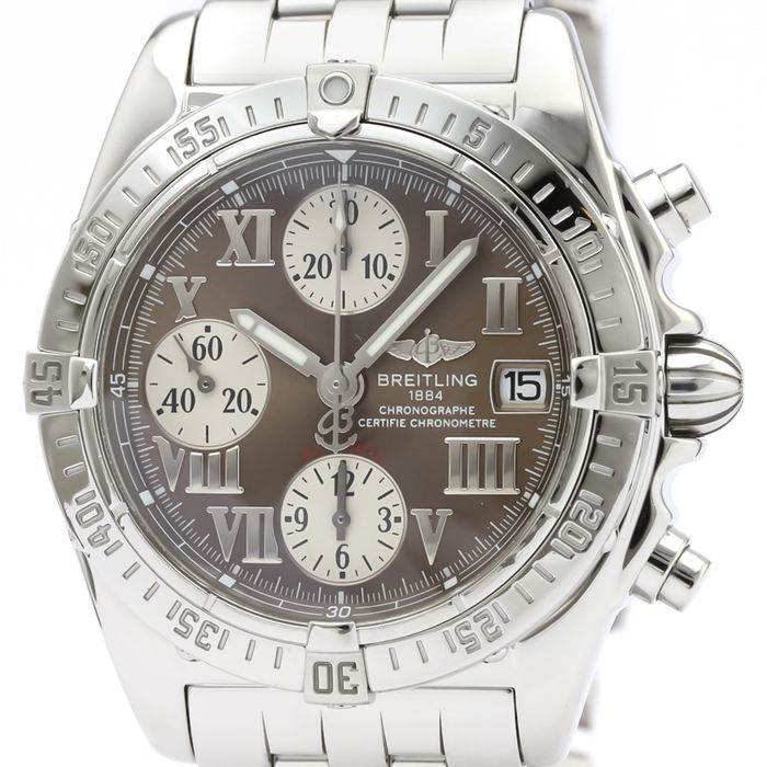 "Breitling - Cockpit - ""NO RESERVE PRICE"" - A13358 - Heren - ."