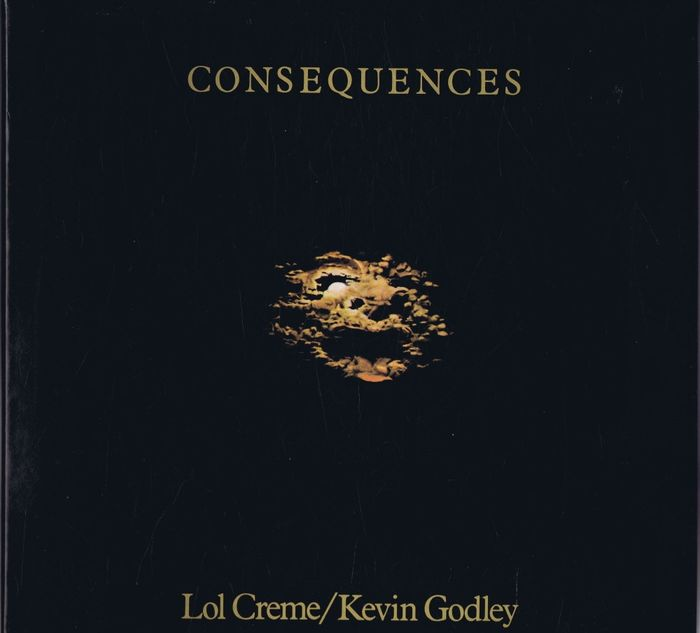 Lol Creme / Kevin Godley (of 10CC fame) - Consequences - Multiple titles - (3LP Box-set) - 1977/1977