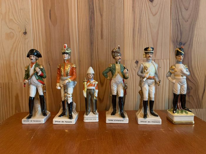 France - Cavalry - Statue(s)
