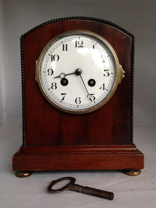Carriage clock - Wood - Early 20th century