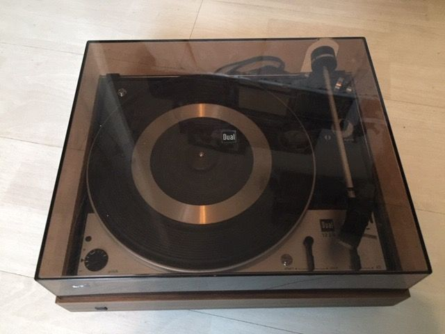 Dual - CS1224 - Turntable