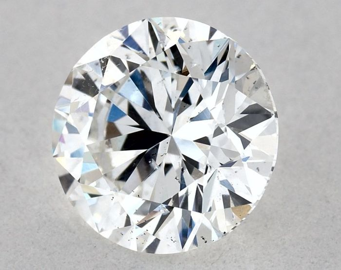 Diamond - 1.00 ct - Brilliant - F - SI1, EX/EX/EX | GIA | Free Shipping