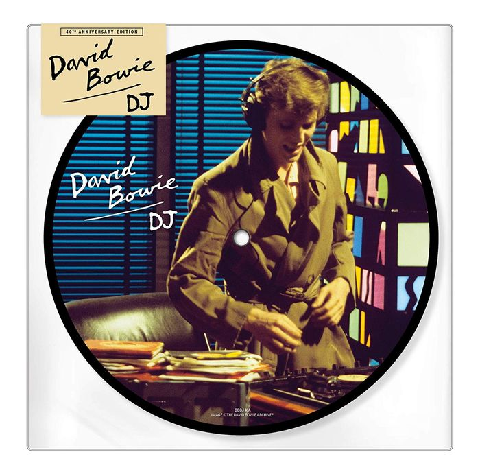 "David Bowie - DJ 7"" PD/Boys Keep Swinging 7"" PD/A Reality Tour DVD - Multiple titles - Limited picture disk, 45 rpm Single, DVD - 2019/2019"