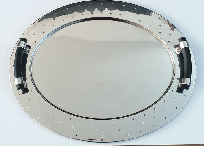Michael Graves  - Alessi - Large serving tray - MGVASS