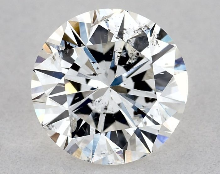 1 pcs Diamant - 1.15 ct - Brillant, Rond - F, GIA - 3VG - SI2, ** Low Reserve Price + Free Shipping **