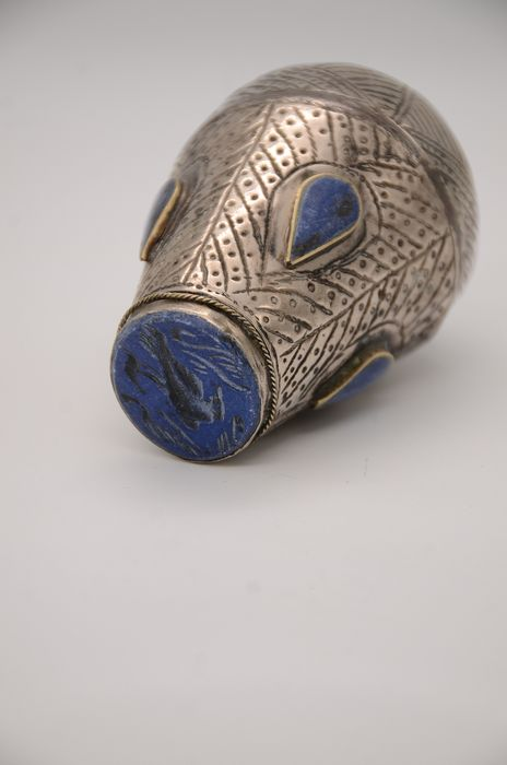 Seal Ring - .840 silver - Tunisia - First half 20th century