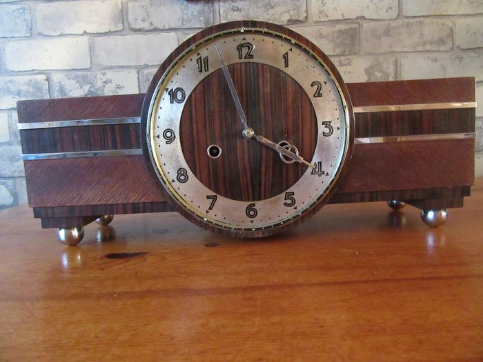 Mantel clock - Wood - Early 20th century