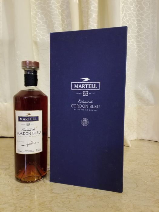 Martell - Extrait de Cordon Bleu (only 500 made) - 700ml