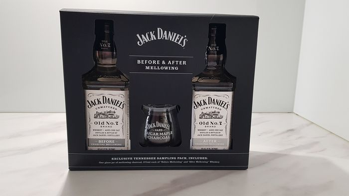 Jack Daniel's Before and After 2019 - 37.5cl - 2 bottles