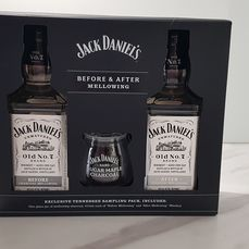 Jack Daniel's Before and After 2019 - 37,5cl - 2 flessen