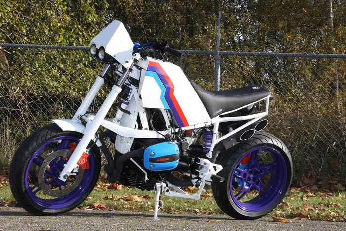 BMW - R 1100 RS Motard - 1100 cc - 1993