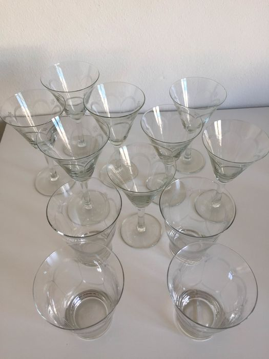 Collection, Mixed lot (29) - Glass