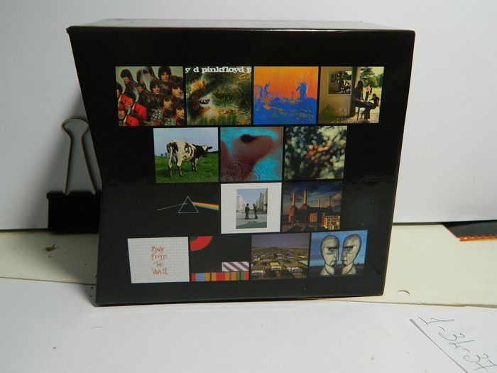 Pink Floyd - Remastered Studio Collection - Différents titres - CD - 2011