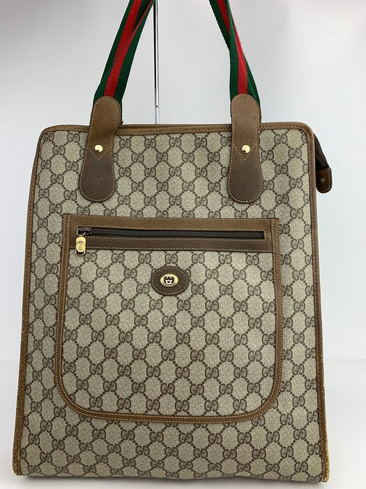 Gucci - NO RP Unisex Shelly OLD GUCCI Tote bag
