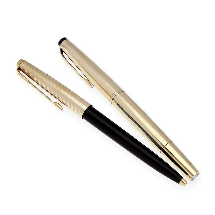 Montblanc - Fountain pen - Set of 2