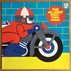 The Mr. Albert Show - Warm Motor - Álbum LP - 1971/1971