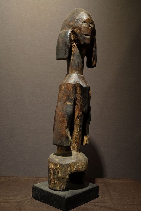 Sculpture - Wood - Prov Mark Verstockt - Mumuye - Mali