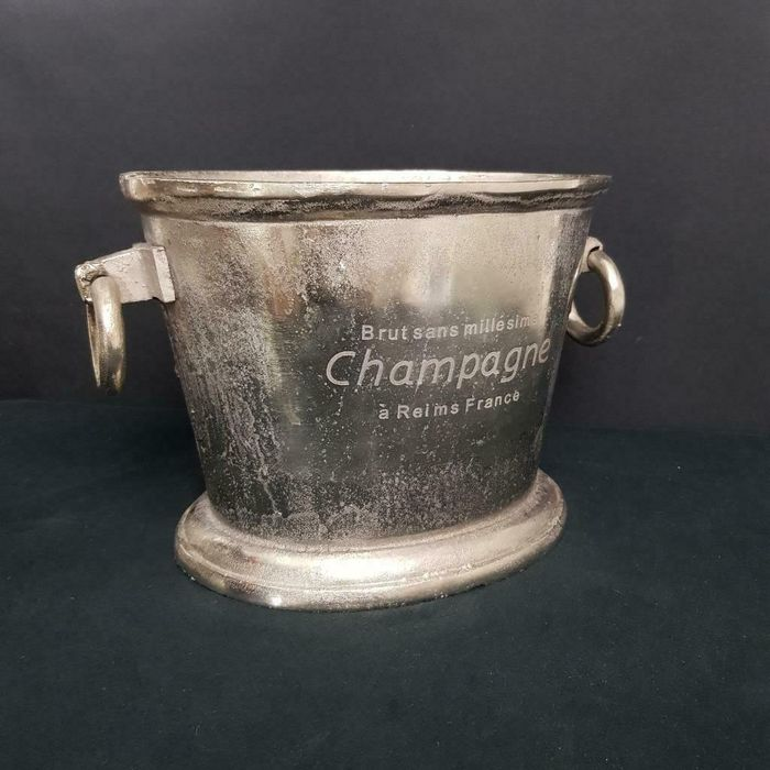 Champagne cooler in stile RM