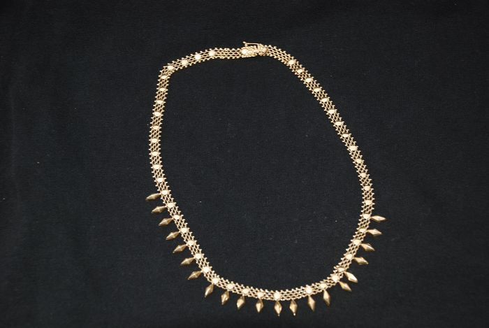 14 kt. Gold - Necklace