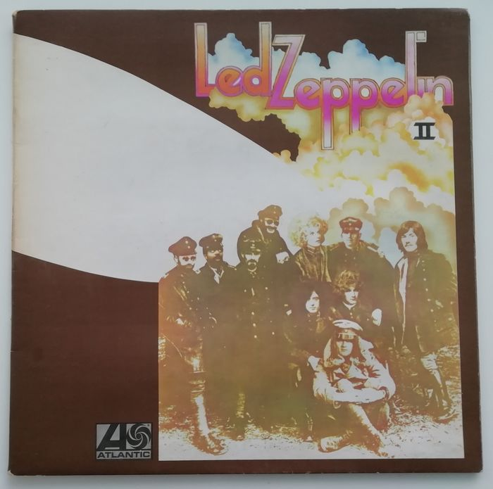 Led Zeppelin - Led Zeppelin II  - album LP - 1969