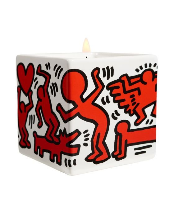 Keith Haring, (despues) - Soap Pads