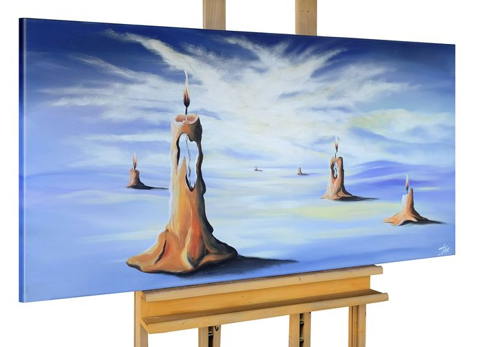 SURREALISM - Very Big Siz - 120x60 cm