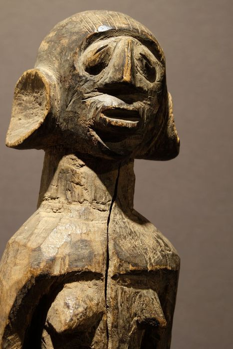 Sculpture - Wood - Prov Donald Taitt - Mumuye - Mali