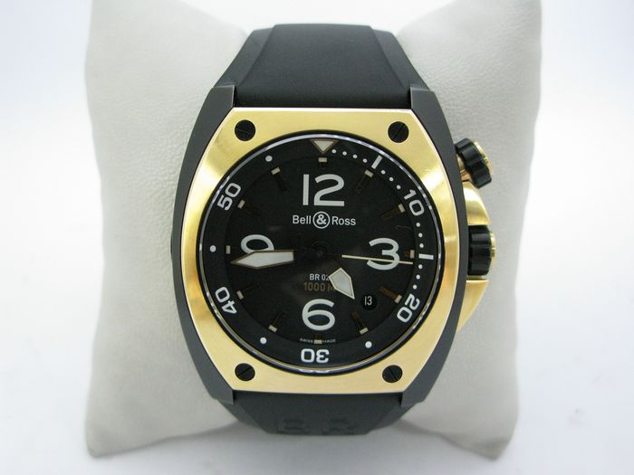 Bell & Ross - BR02-92 - Hombre - 2011 - actualidad