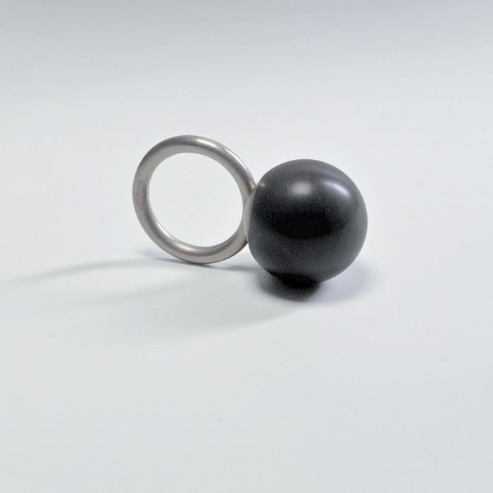 Warwick Freeman - CHP Jewelry Collection - Gijs Bakker Projects - Ring - Earth ring (size 17)