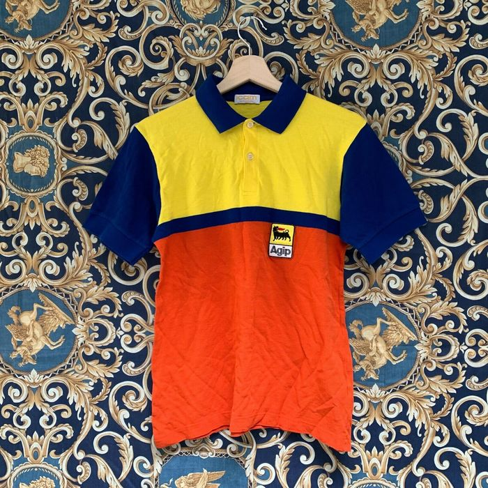 Agip Polo Vintage - SALED - Rarity - Agip - 1991