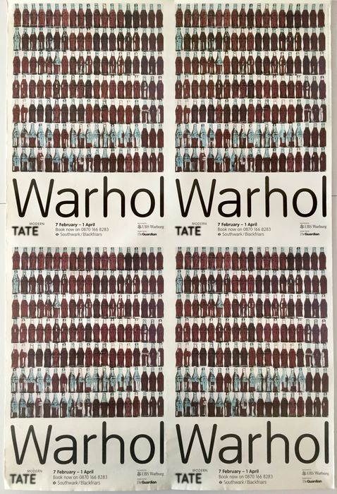 Andy Warhol - 210 Coca Cola Bottles