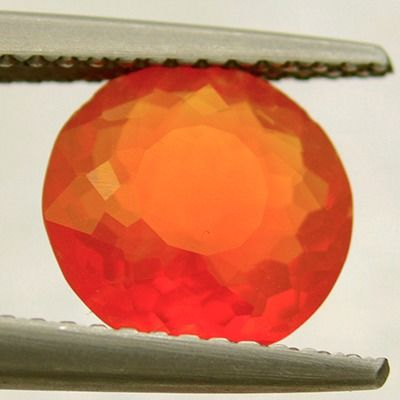 * No Reserve Price * - Fire Opal - 1.37 ct