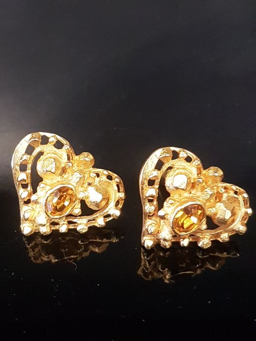 Christian Lacroix Cuff buttons