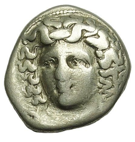 Greece (ancient) - Thessaly, Larissa. AR Drachm, c. 4th century BC - Silver