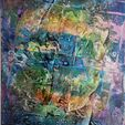 Contemporary Art Auction (Abstract)